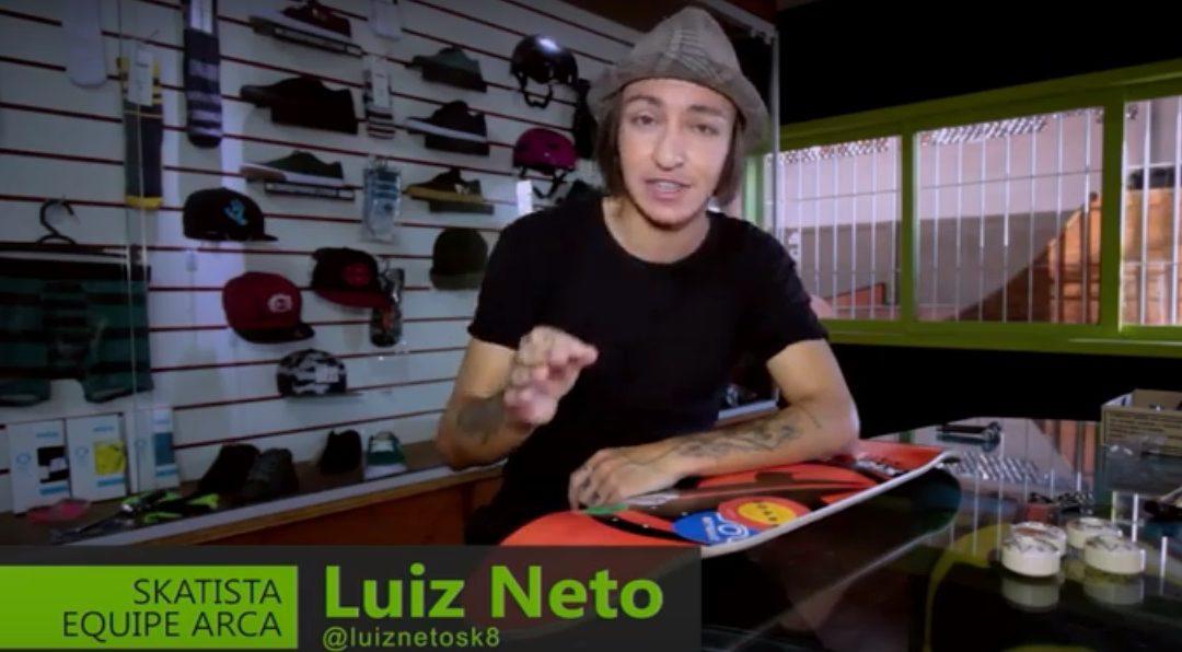 Setup – Luiz Neto